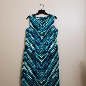Dressbarn sheath dress size 14